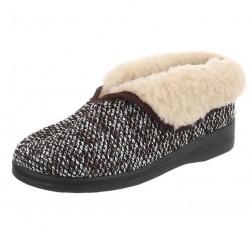 Dámske hrejivé papuče Adanex Q0724