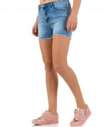 Dámske jeansové kraťasy Girls Generation Q1711