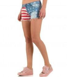 Dámske jeansové kraťasy Girls Generation Q1713