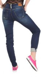 Dámske jeansové nohavice Eight2nine W1600 #1