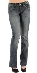 Dámske jeansové nohavice Fresh Made U1802