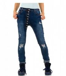 Dámske jeansové nohavice Laulia Q1110