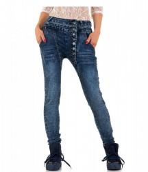 Dámske jeansové nohavice Laulia Q1123