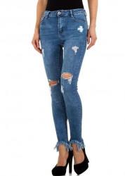 Dámske jeansové nohavice Laulia Q5067