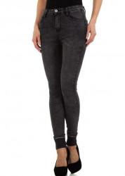 Dámske jeansové nohavice Laulia Q5074