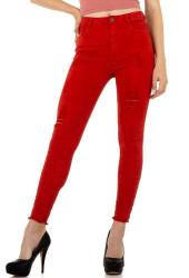 Dámske jeansové nohavice Milas Q5786