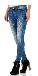 Dámske jeansové nohavice Original Denim Q2964