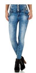 Dámske jeansové nohavice Original Denim Q2965