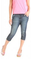 Dámske jeansové nohavice Oxygen W0607