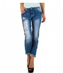 Dámske jeansové nohavice Place Du Jour Q1111