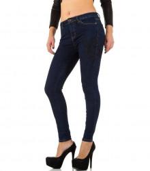 Dámske jeansové nohavice Q4170
