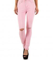 Dámske jeansové nohavice Q4180