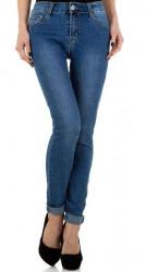 Dámske jeansové nohavice Q4717