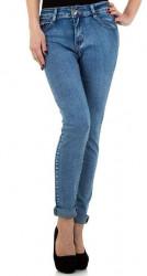 Dámske jeansové nohavice Q4718
