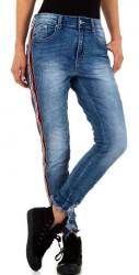 Dámske jeansové nohavice Q5133