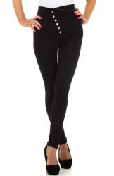 Dámske jeansové nohavice Q5178