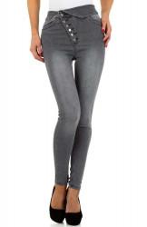 Dámske jeansové nohavice Q5179