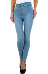 Dámske jeansové nohavice Q5181