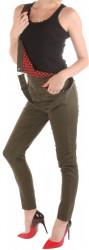 Dámske jeansové nohavice Q5296