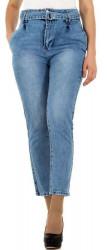 Dámske jeansové nohavice Q5478