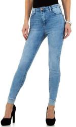 Dámske jeansové nohavice Q5497