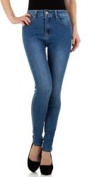 Dámske jeansové nohavice Q5808