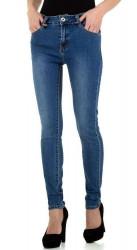 Dámske jeansové nohavice Q5809