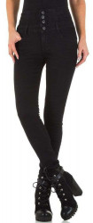 Dámske jeansové nohavice Q6198