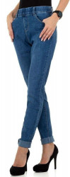 Dámske jeansové nohavice Q6200