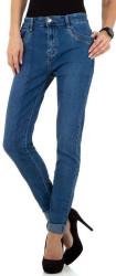 Dámske jeansové nohavice Q6201