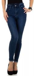 Dámske jeansové nohavice Q6202