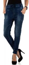 Dámske jeansové nohavice Q6224