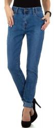 Dámske jeansové nohavice Q6693