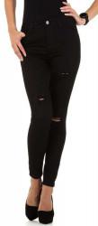 Dámske jeansové nohavice Q6701