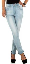 Dámske jeansové nohavice Q6704