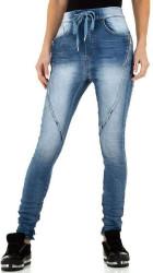 Dámske jeansové nohavice Q6937