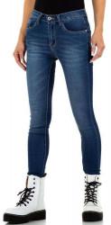 Dámske jeansové nohavice Q7153