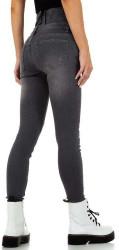Dámske jeansové nohavice Q7156 #2