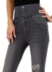 Dámske jeansové nohavice Q7156 #4