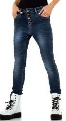 Dámske jeansové nohavice Q7167