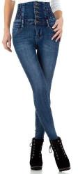 Dámske jeansové nohavice Q7574