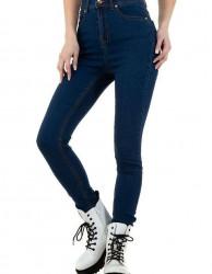 Dámske jeansové nohavice Q8423