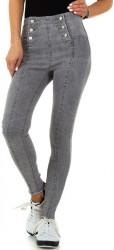 Dámske jeansové nohavice Redial Denim I0665