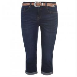 Dámske jeansové nohavice SoulCal J4305