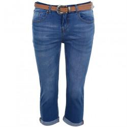 Dámske jeansové nohavice SoulCal J4306