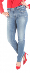 Dámske jeansové nohavice Tom Tailor W2067