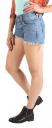 Dámske jeansové šortky Diesel W0936