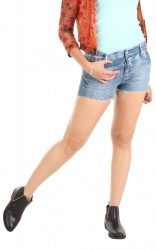 Dámske jeansové šortky Diesel W0937