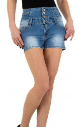 Dámske jeansové šortky Q4720