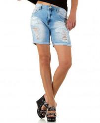 Dámske jeansové šortky Realty Jeans Q2472